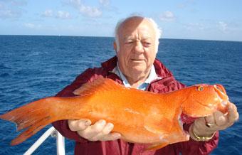 Happy Trout Catcher