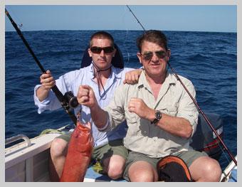 Andrew & Greg