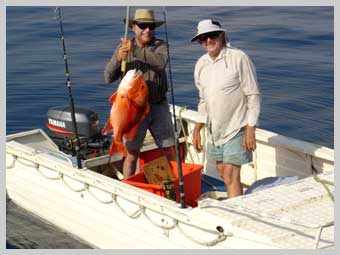 Lucky Fishermen!