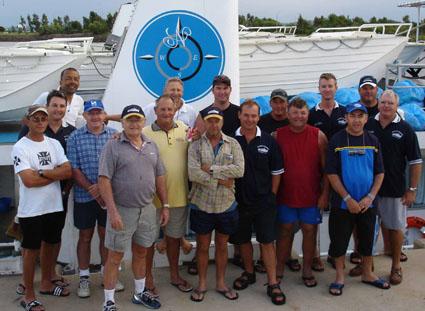 Col Nixon\'s Crew