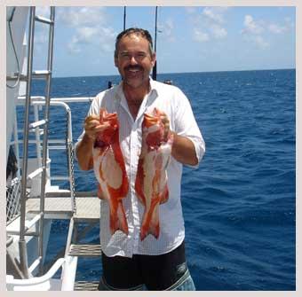 Nigel\\\'s trout